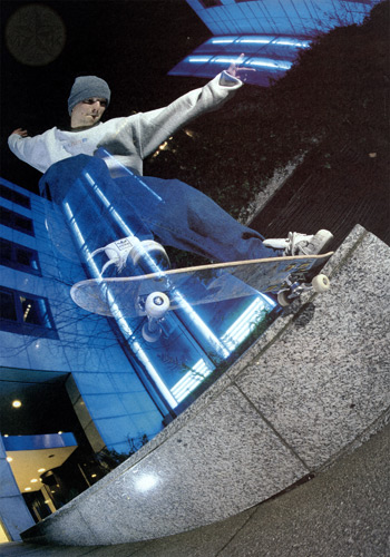 Rob Selley, Switch Crook (1996)