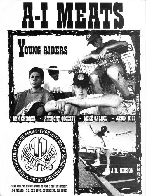 Young Riders, A1 Meats (1991)