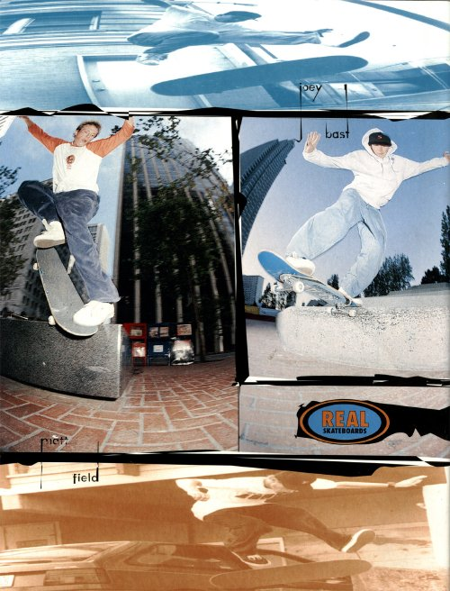 Matt Field & Joey Bast, Real (1993)